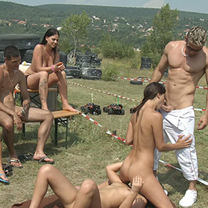 Group Sex Games 45
